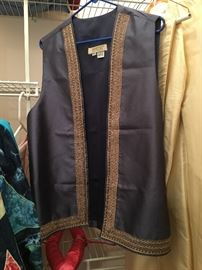 Indian wedding vest