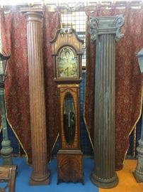 MAITLAND SMITH GRANDFATHER CLOCK