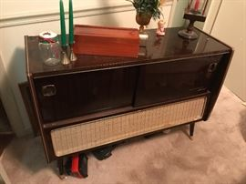 Mid Century stereo from Germany