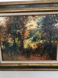 Signed Oil
