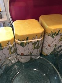 Neiman Marcus Canister Set