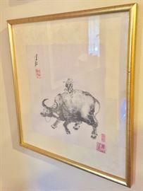 3. Chinese Art (14'' x 16'')