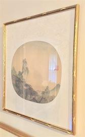 4. Chinese Art (17'' x 18'')