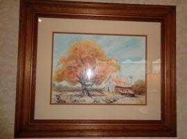 Original Watercolor by Ruth Norton