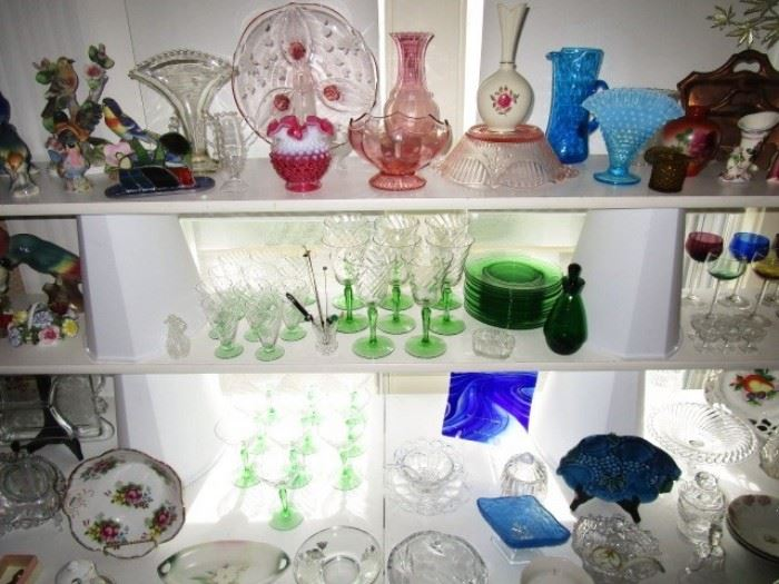 Antique/collectible glass