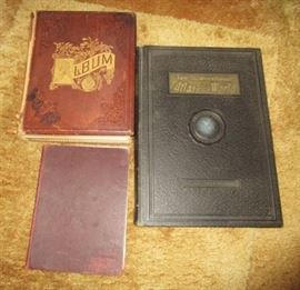 Historical books, Vintage World Atlas