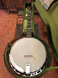 Gibson Mastertone Banjo
