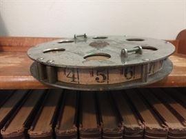 Vintage tape measurer