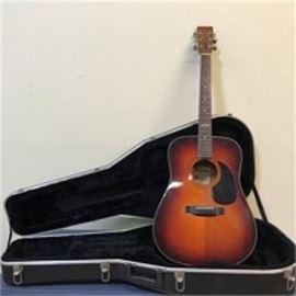 Alvarez Dreadnought Acoustic Guitar