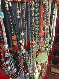 Oodles of jewelry