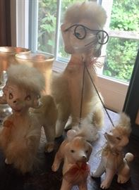50's poodles