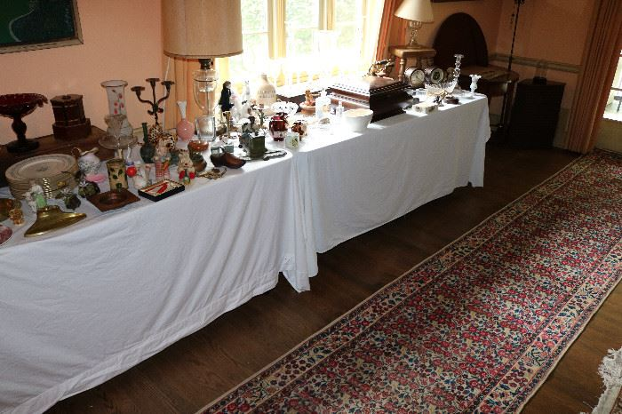 Wonderful selection of antique and vintage items