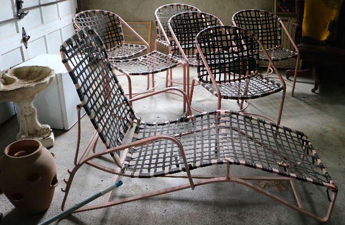 Great vintage patio set