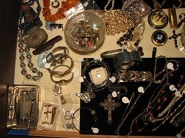 vintage watches, Russian Orthodox jewelry and more
