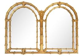 Gampel Stoll Double Arched Mirror