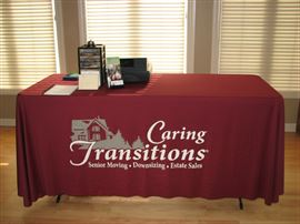 Caring Transitions Checkout