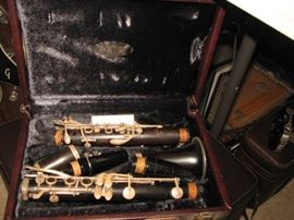 "Yamaha ""Step Up"" clarinet"