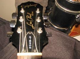 "Les Paul Gibson ""Pee Wee"" guitar"