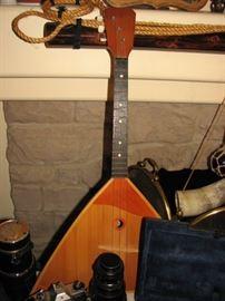 Balalaica (Russian Guitar)