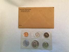 1959 Treasury Dept. Proof Set (4)