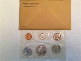 1960 Treasury Dept. Proof Set (4)