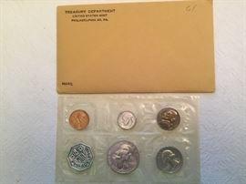 1961 Treasury Dept. Proof Set (4)