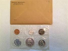 1962 Treasury Dept. Proof Set (4)