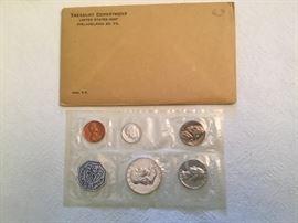 1963 Treasury Dept. Proof Set (4)