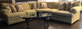 Century Furniture Sectional (professionally cleaned annually)