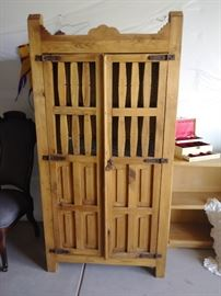 Hand-made cabinet
