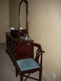Dresser  (the chair sold Thursday)
