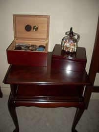 Humidors and accessories