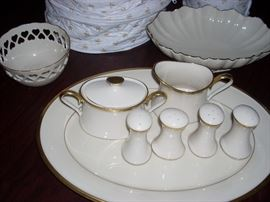 Hostess Pieces with the Lenox China