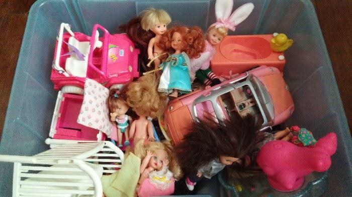 kelly dolls