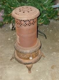 Neat old heater