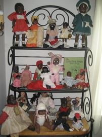 Black collectible dolls