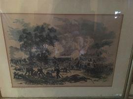 Civil War Prints! Some Fredericksburg , Va.,also Petersburg,etc...