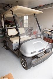 Par Car Golf Cart