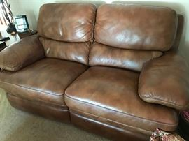 FLEXSTEEL RECLINER LOVE SEAT