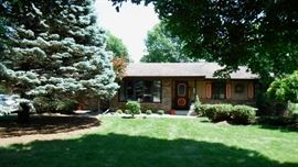 Beautiful home is just one mile west of I-90 on Shopiere & will be for sale by the time we open the door!