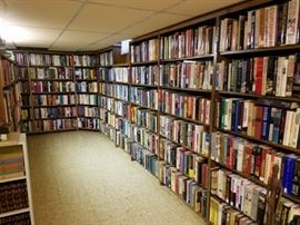 Book Collection - Right Side