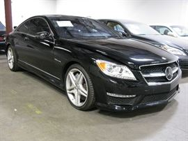 2013 Mercedes CL63 AMG