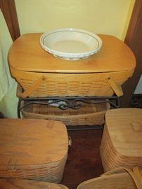 LONGABERGER TABLE