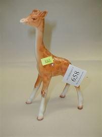 Beswick giraffe figure