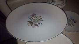 $40  Knowles dishes