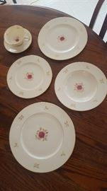 "$32 a place setting - Lenox china - ""Rhodora"" There are 12 place settings"