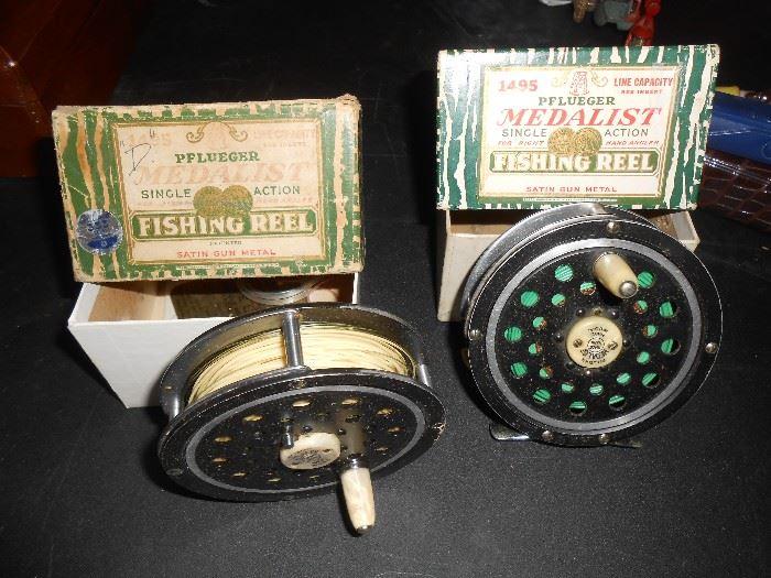 Vintage reels