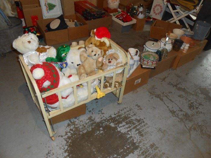 Child's play crib
