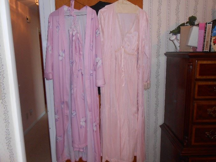 Robes with gowns