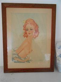 Ooh La la! Nude - made in Paris - by Robert
